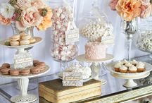 Candy Bar and Cakes