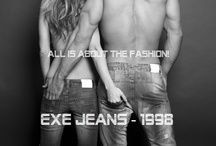 EXE JEANS brand now in UK