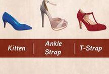 estilos de zapatos