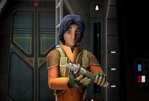 star wars / Star wars rebels&clone wars