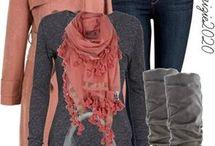 My Style: Fall & Winter / by Jaimaka Dawes