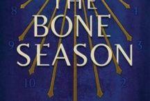 Könyv - Csontszüret / The Bone Season series by Samantha Shannon  (hungarian names: #1 Csontszüret, #2 A Mímes Rend)