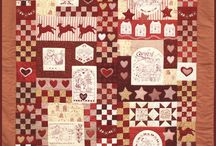 Patch work and quilting