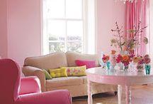 decoration: pink