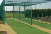 Cricket Wicket Synthetic Turf Surfacing