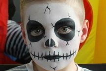 Trucco Halloween