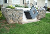 storm shelter ideas