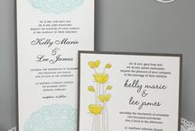 Cards & Invites / by Angie Overly