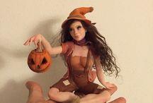 Unmondo Inminiatura / Ooak fantasy dolls