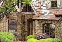 Dreaming of Country Living / I like places and things that give me that cozy cottage feeling.