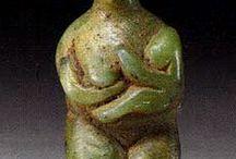 Pre-/Protohistorische beelden