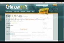 Using KnowEm's Services