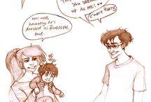 HP Potter Family