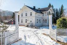 Sveitserhus / Ideer til sveitserhuset mitt