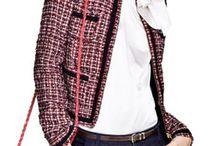 Coat/sweater/jacket/blazer/tweet