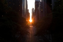 Sunrises and sunsets / by Cheryl Crabtree