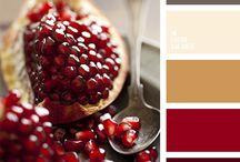 Warm Colours / Warm color pallet