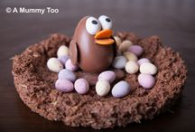 Easter craft/baking ideas / by One blue one pink