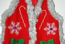Chalecos navideños