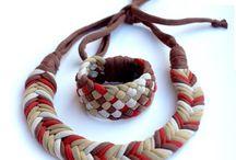 Pólófonal -T-shirt yarn / Pólófonalból készített táskák,tárolók, szőnyegek