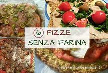 Pizza alternativa