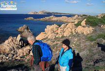 Escursioni Sardegna / con l'Associazione Gallura Turismo alla scoperta dei sentieri e dei percorsi più belli della Gallura e della Sardegna intera.