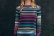Striped Ideas / Color Knitting and crocheting ideas with some patterns