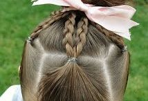 Gymnastic meet hair styles