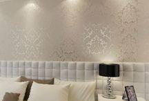Wall Paper Bedroom