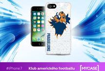 iPhone 7 / Nech se inspirovat originálními kryty na iPhone 7! Začni tvořit na www.mycase.cz