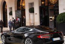 Coches / Nada como un Aston Martin, un Maserati o un Porche en este orden