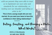 Dating, Courting, and Choosing a Mate, What Works?