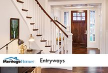 Entryways / by Meritage Homes