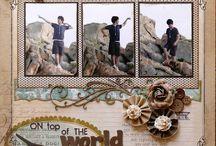 SCRAPBOOKING 3+ PHOTOS