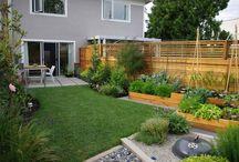 garden ideas / by Dorothy Mullenix