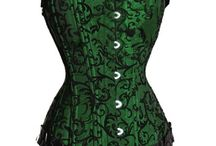 Corset Haves & Wants