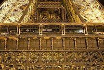 Torres Eiffel De París