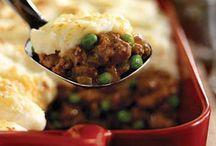 Casseroles  / easy shepard's pie recipe