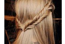 Hannah's hair / by Katey Maes