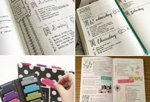 Meu diário / planner