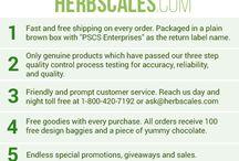Company Photos / Pics of herbscales.com company!