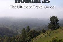 Travel // Honduras