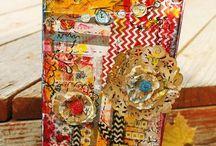 MIXED~UP MEDIA♥ / All things creative with mixed media art!