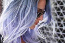 cabellos de colores