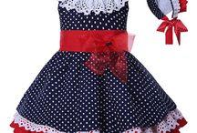vestidos niños