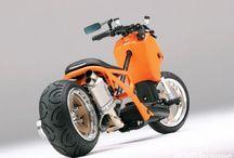 BIKES- Honda ruckus/zoomer