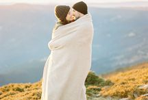 Winter Wedding + Engagement