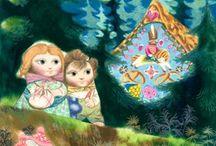 Knihovnička pro děti / Knihy pro děti od 0let
