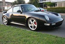 Porsche 911 / A collection of classic Porsche 911.