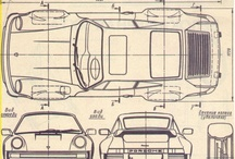 Diseños y planos / by Porsche de México